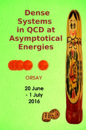 Dense systems in QCD at asymptotical energies