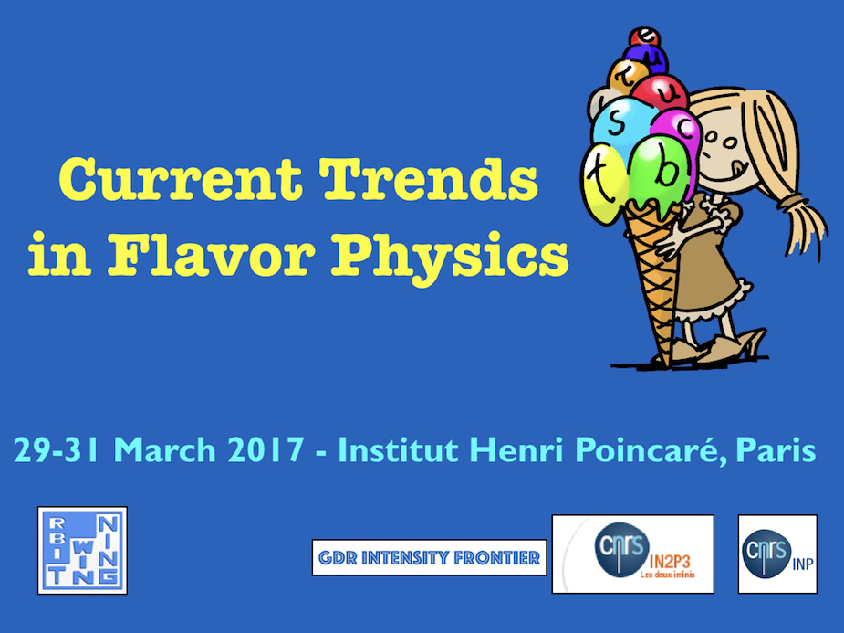 Current Trends in Flavor Physics