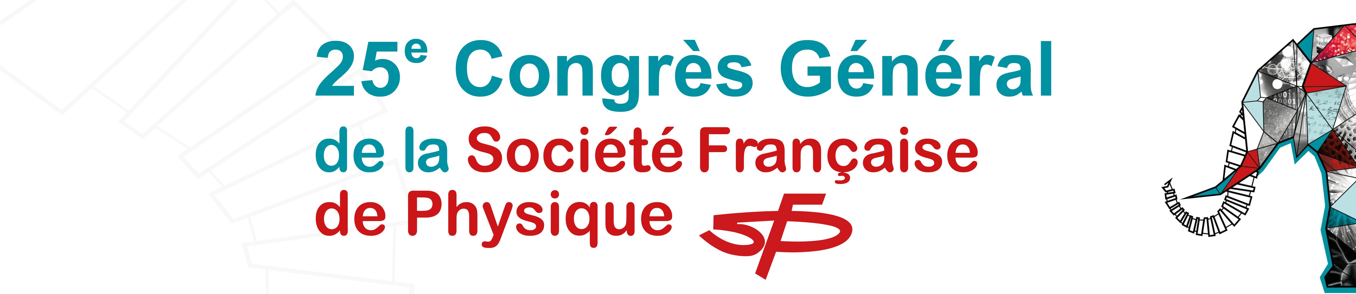25ème Congrès Général de la SFP 2019