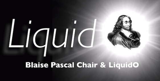 The Blaise Pascal Chair & The LiquidO Neutrino Fundamental Research Project (& Lectures)