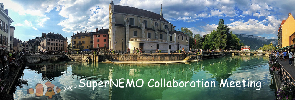 SuperNEMO Collaboration Meeting