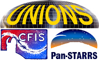 UNIONS CFIS/Pan-STARRS Collaboration Meeting 2019