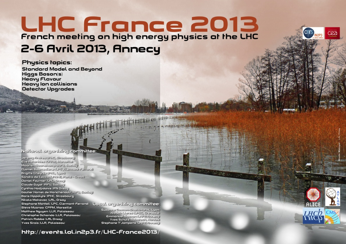 LHC France 2013